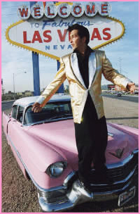 Elvis Weddings In Las Vegas Meet Jesse Garon Hire