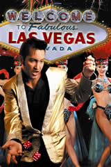 Your Elvis impersonator in Las Vegas, Jesse Garon